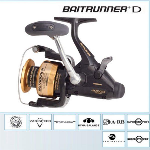 Shimano Baitrunner Saltwater D