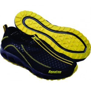 AQUA HYDRO VENT BLACK/YELLOW SHOES