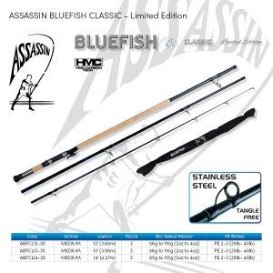 ASSASSIN BLUEFISH CLASSIC