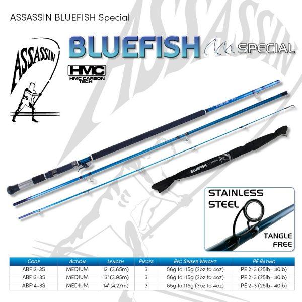 ASSASSIN BLUEFISH