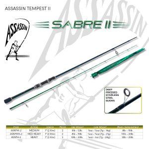 ASSASSIN SABRE II