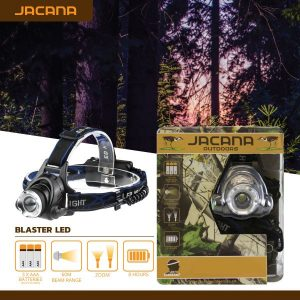 HEADLAMP JACANA BLASTER LED 3X AAA
