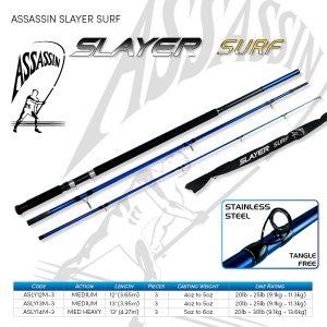 ASSASSIN SLAYER SURF