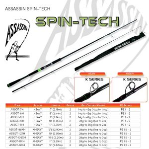 ASSASSIN SPIN-TECH